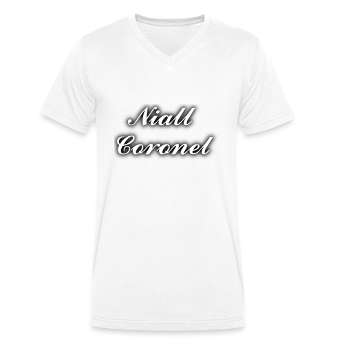 Niall - Men's Organic V-Neck T-Shirt by Stanley & Stella