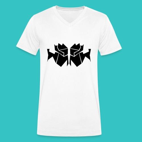 TrogArtZ Shirt - Männer Bio-T-Shirt mit V-Ausschnitt von Stanley & Stella