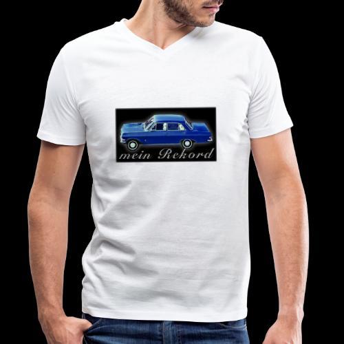 Rekord 1968 - Männer Bio-T-Shirt mit V-Ausschnitt von Stanley & Stella