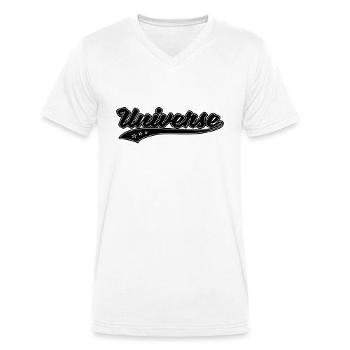 Universe - T-shirt bio col V Stanley & Stella Homme