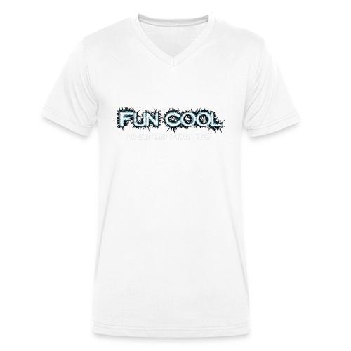 Capisci L'inglese Fun Cool - T-shirt ecologica da uomo con scollo a V di Stanley & Stella