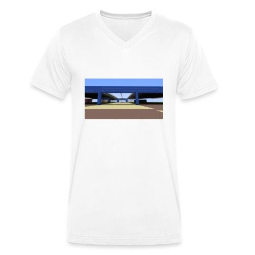 2017 04 05 19 06 09 - T-shirt bio col V Stanley & Stella Homme