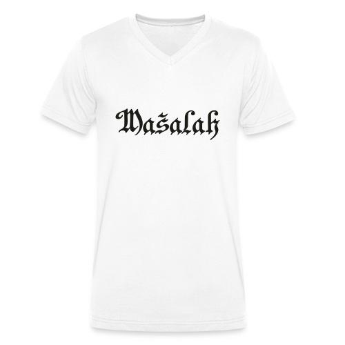 masalah Bosna BiH - Männer Bio-T-Shirt mit V-Ausschnitt von Stanley & Stella