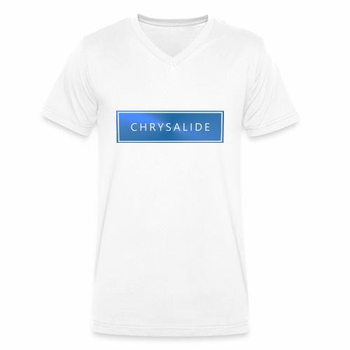 Chrysalide t shirt 014 petit format - T-shirt bio col V Stanley & Stella Homme