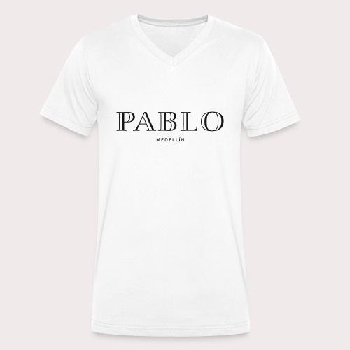 HRMS.png - Männer Bio-T-Shirt mit V-Ausschnitt von Stanley & Stella