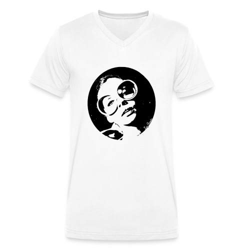 Vintage brasilian woman - T-shirt bio col V Stanley & Stella Homme