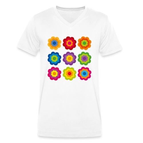 limited edition 04 - Männer Bio-T-Shirt mit V-Ausschnitt von Stanley & Stella