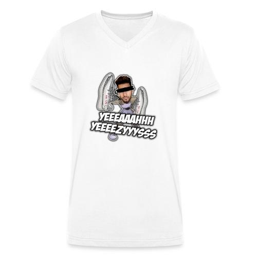 Yeah Yeezys! - Männer Bio-T-Shirt mit V-Ausschnitt von Stanley & Stella