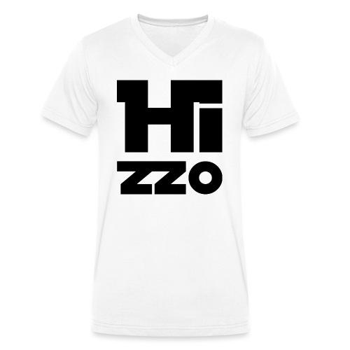 HIZZO Star - Männer Bio-T-Shirt mit V-Ausschnitt von Stanley & Stella