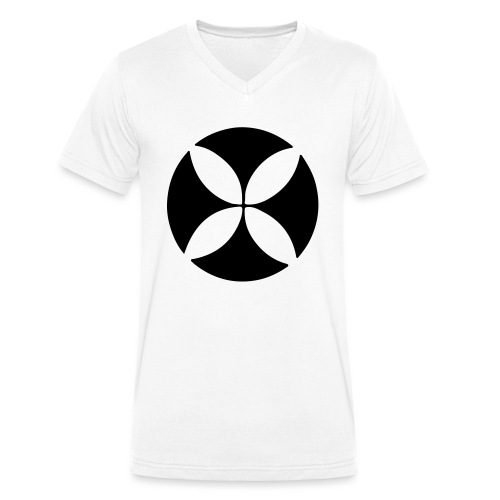 LiamMelly logo - Men's Organic V-Neck T-Shirt by Stanley & Stella