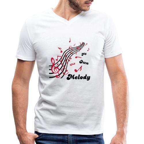 Contest Design 2015 - Men's Organic V-Neck T-Shirt by Stanley & Stella
