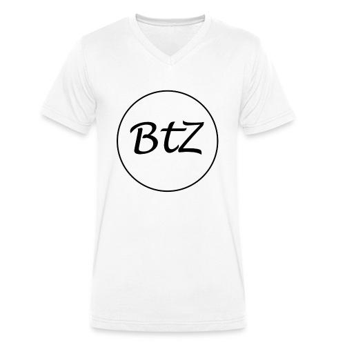 perfect png - Männer Bio-T-Shirt mit V-Ausschnitt von Stanley & Stella