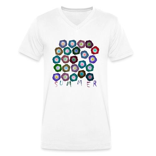 SUMMER 21.1 - Männer Bio-T-Shirt mit V-Ausschnitt von Stanley & Stella