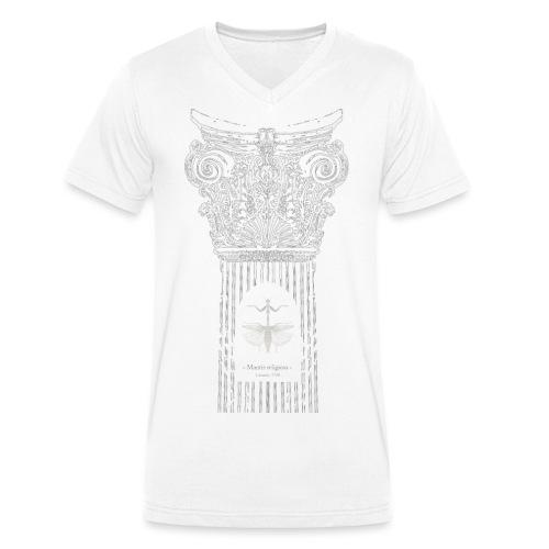 Ode à la mante religieuse - T-shirt bio col V Stanley & Stella Homme