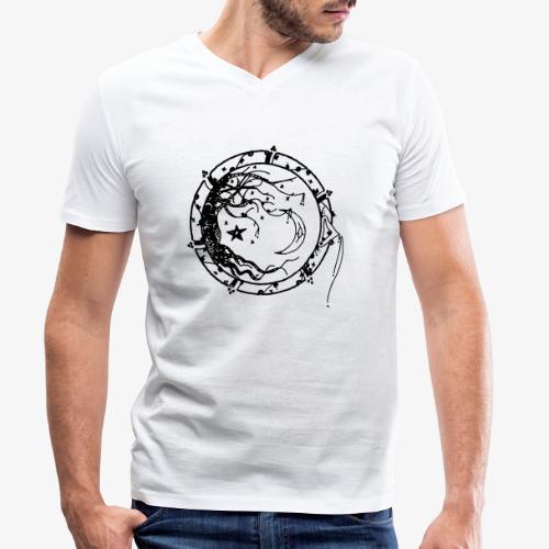 Tree of Life - Ekologisk T-shirt med V-ringning herr från Stanley & Stella