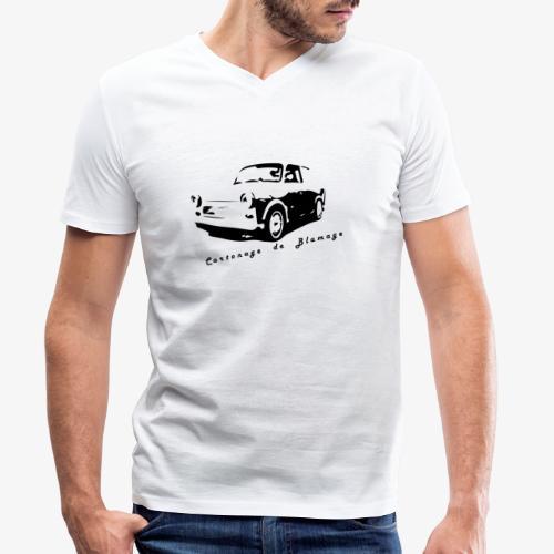 Cartonage 1 1 - Männer Bio-T-Shirt mit V-Ausschnitt von Stanley & Stella
