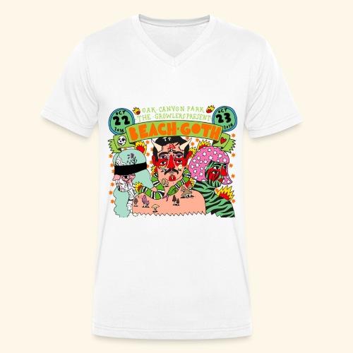 beach goth 2016 - T-shirt bio col V Stanley & Stella Homme