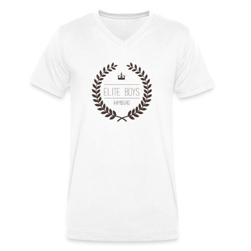 Classic Collection - Männer Bio-T-Shirt mit V-Ausschnitt von Stanley & Stella