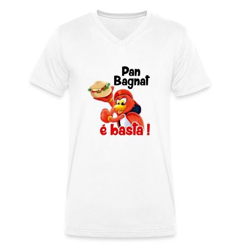 testadure operationpanbagnat - T-shirt bio col V Stanley & Stella Homme