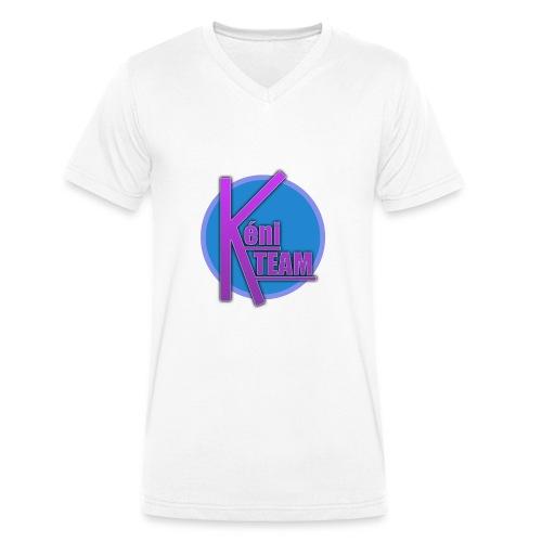 LOGO TEAM - T-shirt bio col V Stanley & Stella Homme