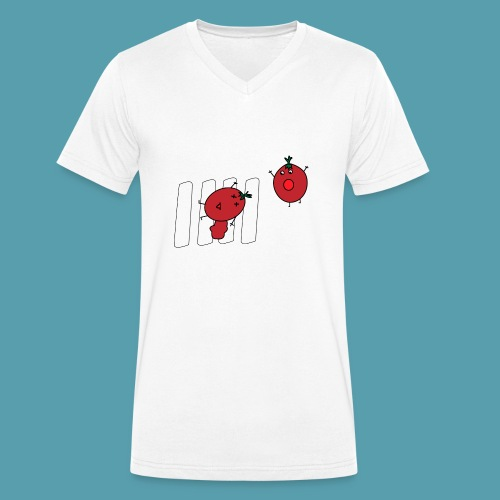 tomaatit - Stanley & Stellan naisten luomupikeepaita