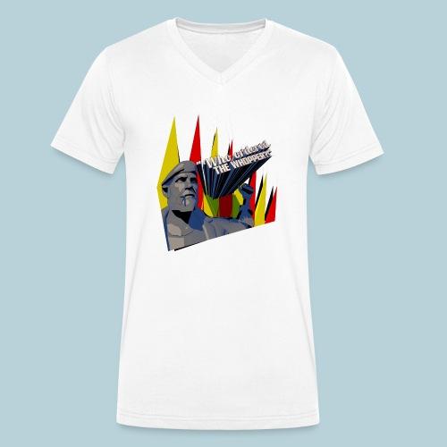 RATWORKS Whopper - Men's Organic V-Neck T-Shirt by Stanley & Stella