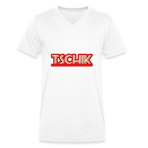 tschick - Männer Bio-T-Shirt mit V-Ausschnitt von Stanley & Stella