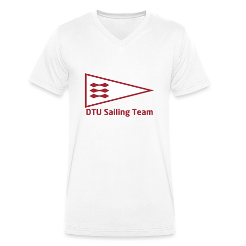 DTU Sailing Team Official Workout Weare - Men's Organic V-Neck T-Shirt by Stanley & Stella