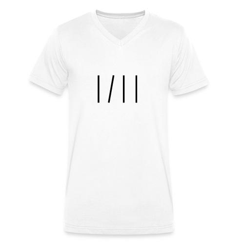 Move - T-shirt ecologica da uomo con scollo a V di Stanley & Stella