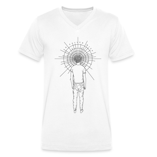 So Called Wise Change Everything3 png - T-shirt bio col V Stanley & Stella Homme