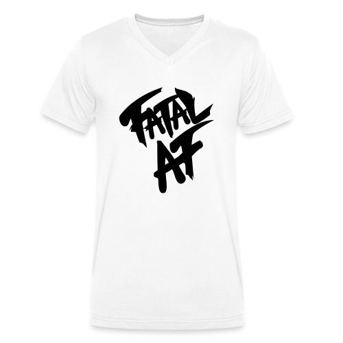 fatalaf - T-shirt bio col V Stanley & Stella Homme