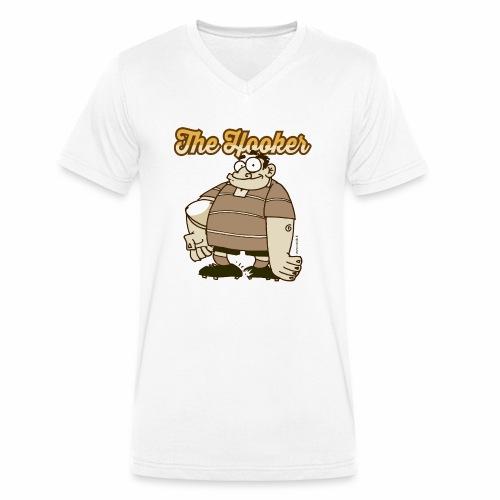 Hooker_Marplo_mug - T-shirt ecologica da uomo con scollo a V di Stanley & Stella
