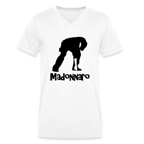 simpler version for logo - Men's Organic V-Neck T-Shirt by Stanley & Stella