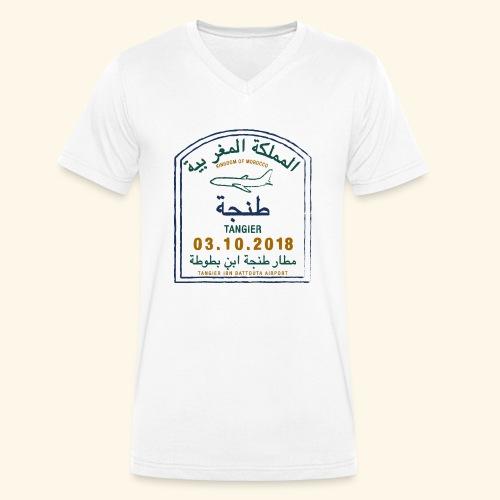 Tanger - T-shirt bio col V Stanley & Stella Homme