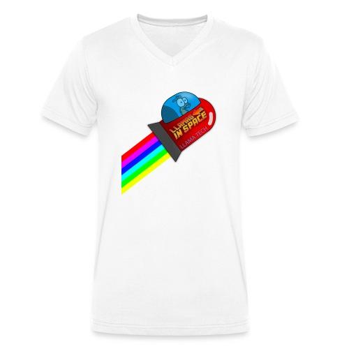 tdsign - Men's Organic V-Neck T-Shirt by Stanley & Stella