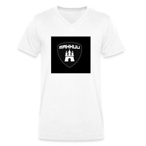 Neue Bitmap jpg - Männer Bio-T-Shirt mit V-Ausschnitt von Stanley & Stella