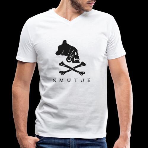~ Smutje ~ - Männer Bio-T-Shirt mit V-Ausschnitt von Stanley & Stella