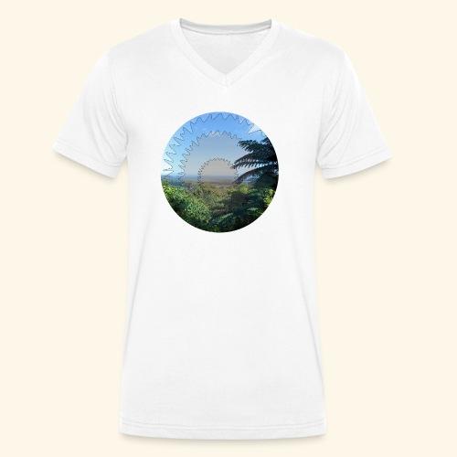 Filter - Männer Bio-T-Shirt mit V-Ausschnitt von Stanley & Stella