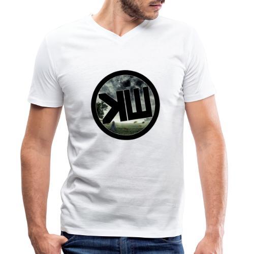 tshirt png - T-shirt bio col V Stanley & Stella Homme