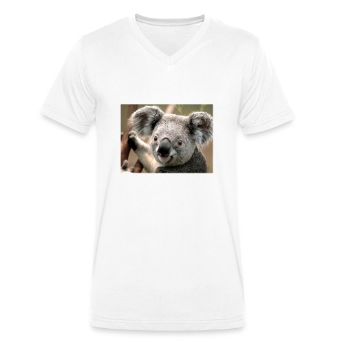 Koala - T-shirt bio col V Stanley & Stella Homme