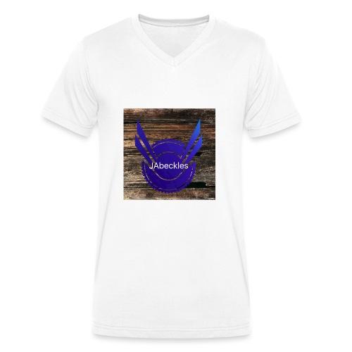 JAbeckles - Men's Organic V-Neck T-Shirt by Stanley & Stella