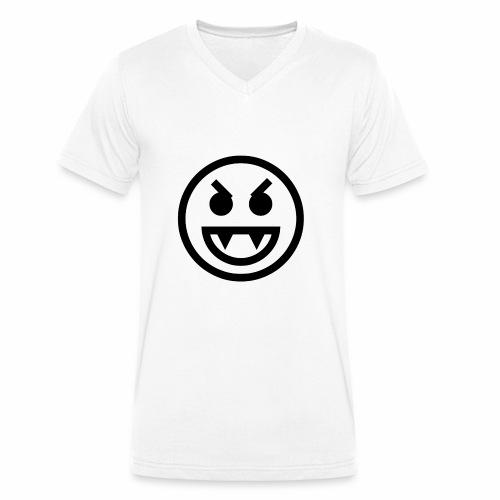 EMOJI 14 - T-shirt bio col V Stanley & Stella Homme