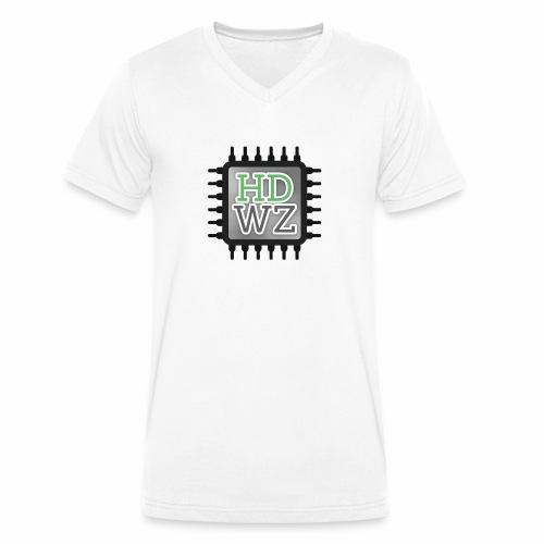 HDwZone - T-shirt ecologica da uomo con scollo a V di Stanley & Stella