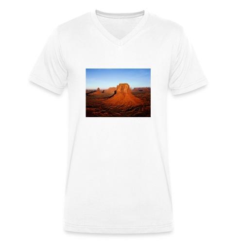 Desert - T-shirt bio col V Stanley & Stella Homme