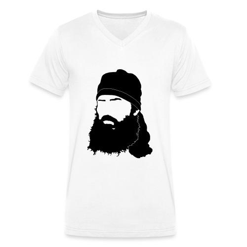 Fred - Økologisk Stanley & Stella T-shirt med V-udskæring til herrer