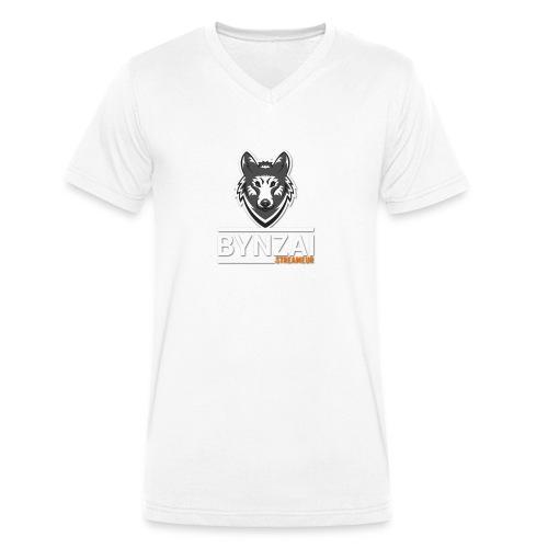 Casquette bynzai - T-shirt bio col V Stanley & Stella Homme