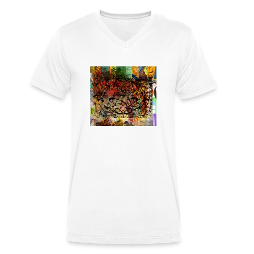urban tribute - T-shirt bio col V Stanley & Stella Homme