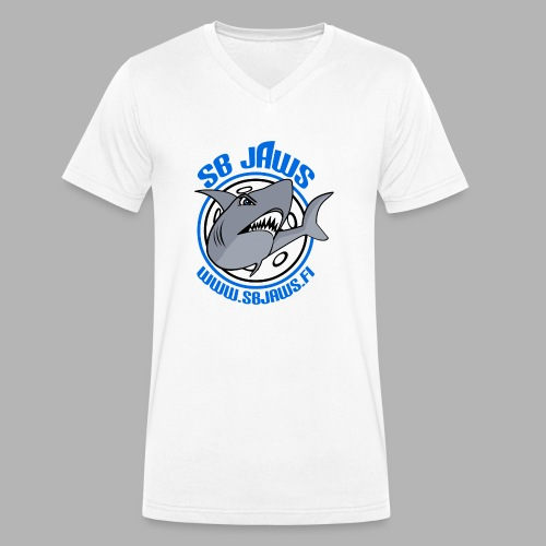 SB JAWS - Stanley & Stellan miesten luomupikeepaita