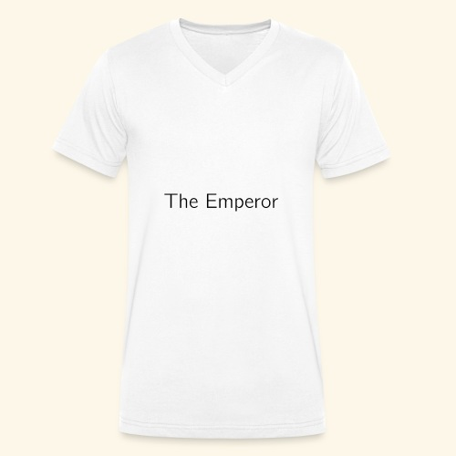 The Minimalist Tarot -The Major Arcana Series - Mannen bio T-shirt met V-hals van Stanley & Stella
