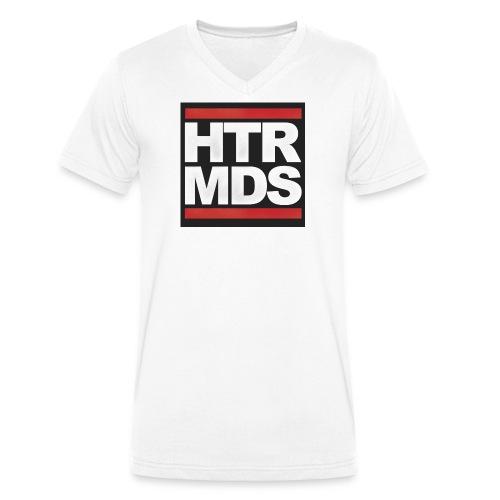 HTRMDS_LOGO - Männer Bio-T-Shirt mit V-Ausschnitt von Stanley & Stella